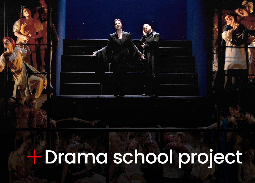 Drama school project